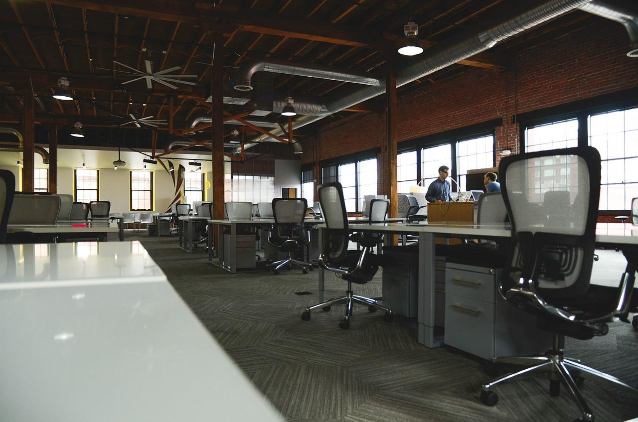 Einbrüche in Büros